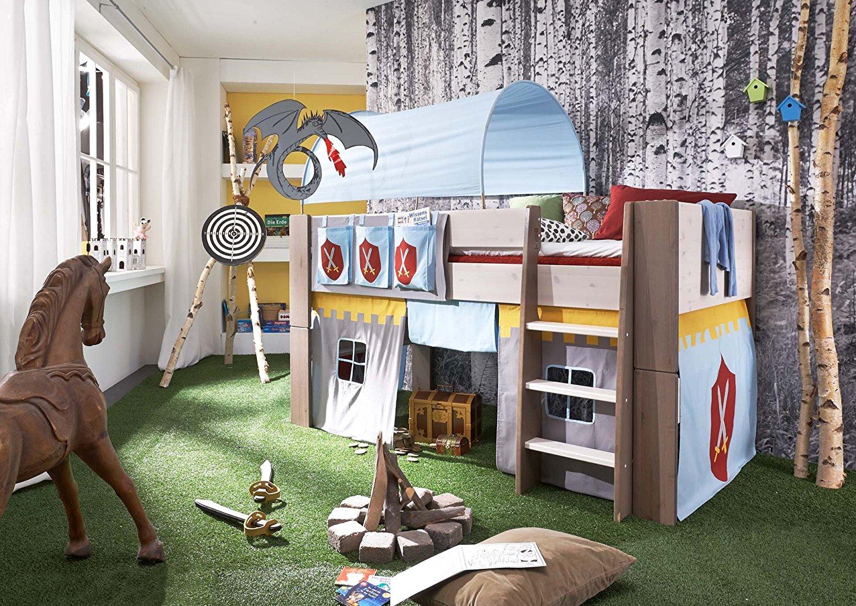 Lit Mezzanine Escalier Cube ▷ les meilleurs lits mezzanines. comparatif & guide d'achat